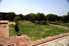 Humayun`s Tomb in India Stock Images