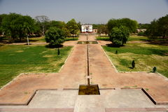 Humayun`s Tomb in India Royalty Free Stock Image