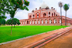 Humayun`s Tomb. India, Delhi Stock Photography