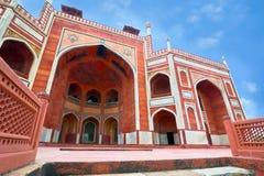Humayun`s Tomb. India, Delhi Royalty Free Stock Photo