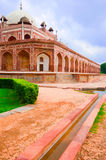 Humayun`s Tomb. India, Delhi Royalty Free Stock Image