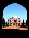 Humayun�s Tomb, New Delhi. Humayun�s Tomb, South New Delhi Royalty Free Stock Images