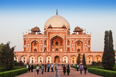 Humayun's Tomb Royalty Free Stock Images