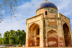Humayun's  Tomb in New Delhi Royalty Free Stock Photos
