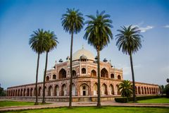 Humayun`s Tomb. This photo is taken at the humayun`s tomb stock images