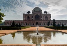 Humayun`s Tomb Royalty Free Stock Images