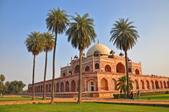Humayun Tomb Royalty Free Stock Images