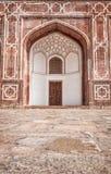 Humayun Tomb in Delhi Royalty-vrije Stock Foto