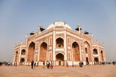 Humayun Tomb, Delhi, India Stock Photos