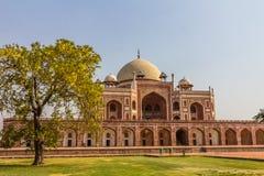 Humayun Tomb en Delhi Imagenes de archivo