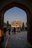 Humayun tomb Stock Photography