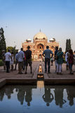 Humayun tomb Royalty Free Stock Image