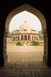 Humayun Tomb, India. Royalty Free Stock Photo