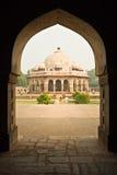 Humayun Tomb, India. Royalty Free Stock Photo