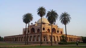 Historical Humayun Tomb, Delhi Royalty Free Stock Photos