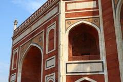Humayun Tomb in New Delhi. Royalty Free Stock Photo