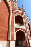 Humayun Tomb in New Delhi. Stock Photography