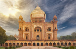 Humayun Tomb New Delhi, Inde Photographie stock