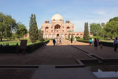 Humayun Tomb in New Delhi, India Stock Images
