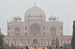 Humayun Tomb Royalty Free Stock Photography