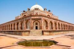 Humayun Tomb-New Delhi, India Royalty-vrije Stock Foto