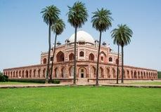 Humayun Tomb-New Delhi, India Royalty-vrije Stock Foto's