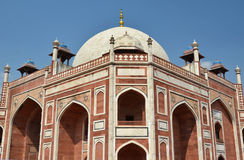 Humayun tomb.  New Delhi, India Stock Images