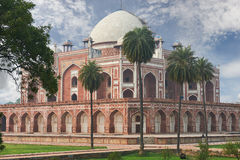 Humayun Tomb New Delhi, India. Royalty Free Stock Photography