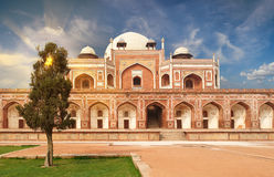 Humayun Tomb New Delhi, India. Stock Images