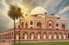 Humayun Tomb New Delhi, India. royalty free stock photos