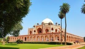 Humayun& x27; túmulo de s, Deli india Imagem de Stock Royalty Free