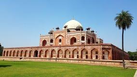 Humayun& x27; tomba di s, Delhi India Fotografia Stock Libera da Diritti