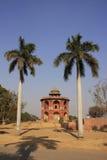Humayuns私人图书馆, Purana Qila,新德里 免版税图库摄影