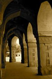 humayuns τάφος της Ινδίας Στοκ εικόνα με δικαίωμα ελεύθερης χρήσης