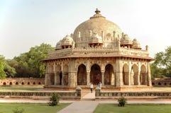 Humayuns Grab in Delhi, Indien Lizenzfreies Stockbild