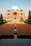 Humayuns Grab in Delhi, Indien Lizenzfreie Stockfotos