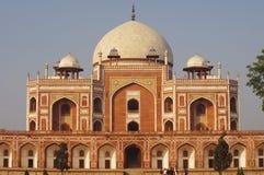Humayuns-Grab in Neu-Delhi Lizenzfreies Stockfoto