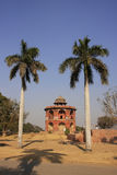 Humayuns private library, Purana Qila, New Delhi Royalty Free Stock Photography