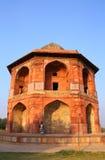 Humayuns private library, Purana Qila, New Delhi, India Stock Images