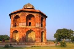 Humayuns private library, Purana Qila, New Delhi, India Stock Image