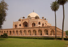Humayuns Tomb, Delhi. The tomb of the Mughal Emperor Humayun in Delhi, India, a World Heritage Site Stock Photography
