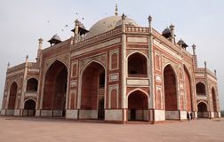 Humayuns Tomb, Delhi Royalty Free Stock Photos