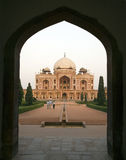 Humayuns Tomb in Delhi - India Royalty Free Stock Photos
