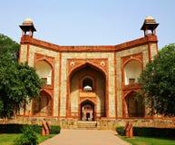 Humayuns tomb Royalty Free Stock Photography