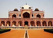 Humayuns tomb Stock Photography