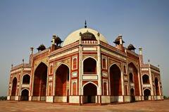Humayuns tomb Stock Photo