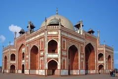 Humayun's Tomb in Interpretation Centre. Stock Photography
