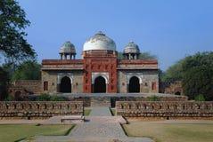 Humayun's Tomb in Interpretation Centre. Stock Images