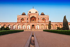 Humayuns Tomb Royalty Free Stock Photo