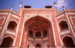 Humayuns Tomb Royalty Free Stock Images